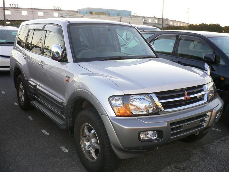 Mitsubishi Pajero 2500 GDi Mitsubishi pajero, Mitsubishi