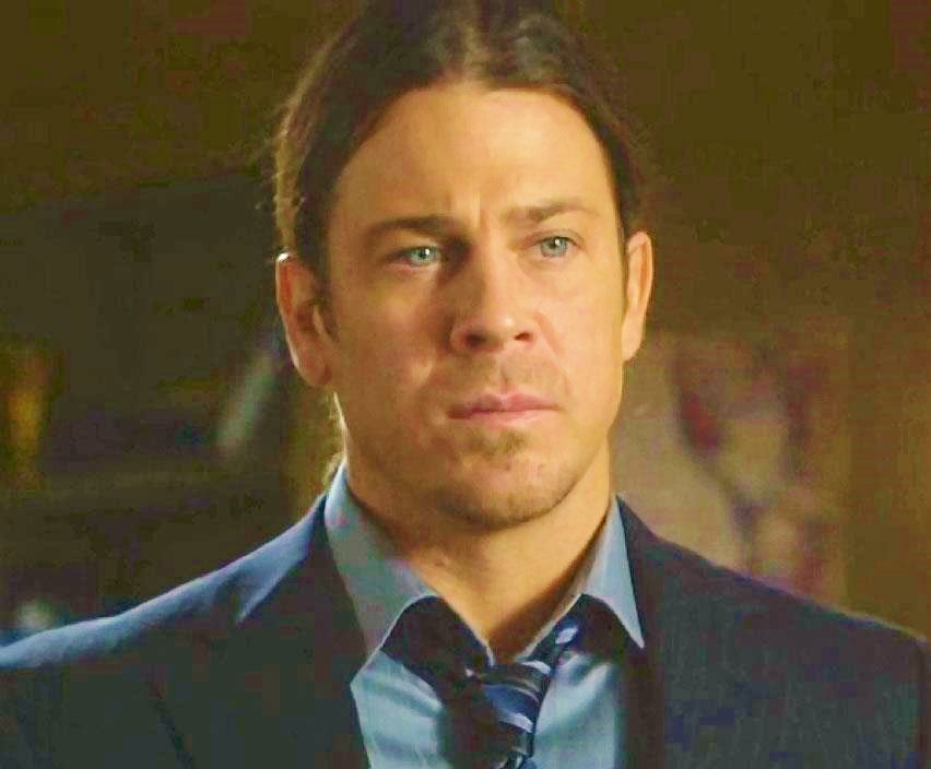 nema veze screen cap from Leverage. This is #ChristianKane actor, singer, songwriter, stuntman, cook!