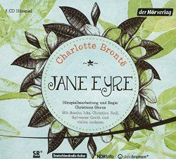 Jane Eyre von Charlotte Brontë als Hörspiel erschienen bei DER HÖRVERLAG Damit machen Klassiker richtig Spaß