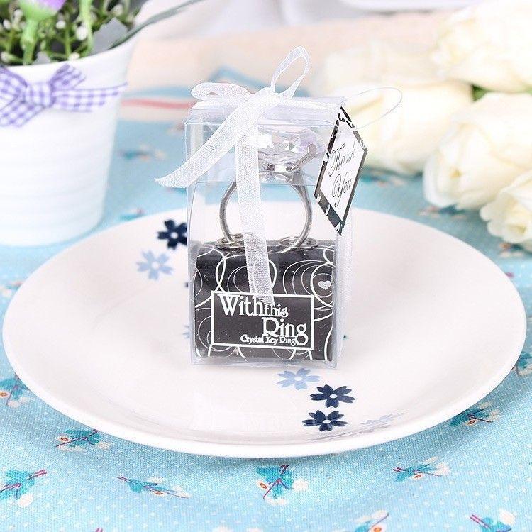 Ausgefallene diamantringe  23 ausgefallene Ideen für Hochzeitsgastgeschenke | Basteln