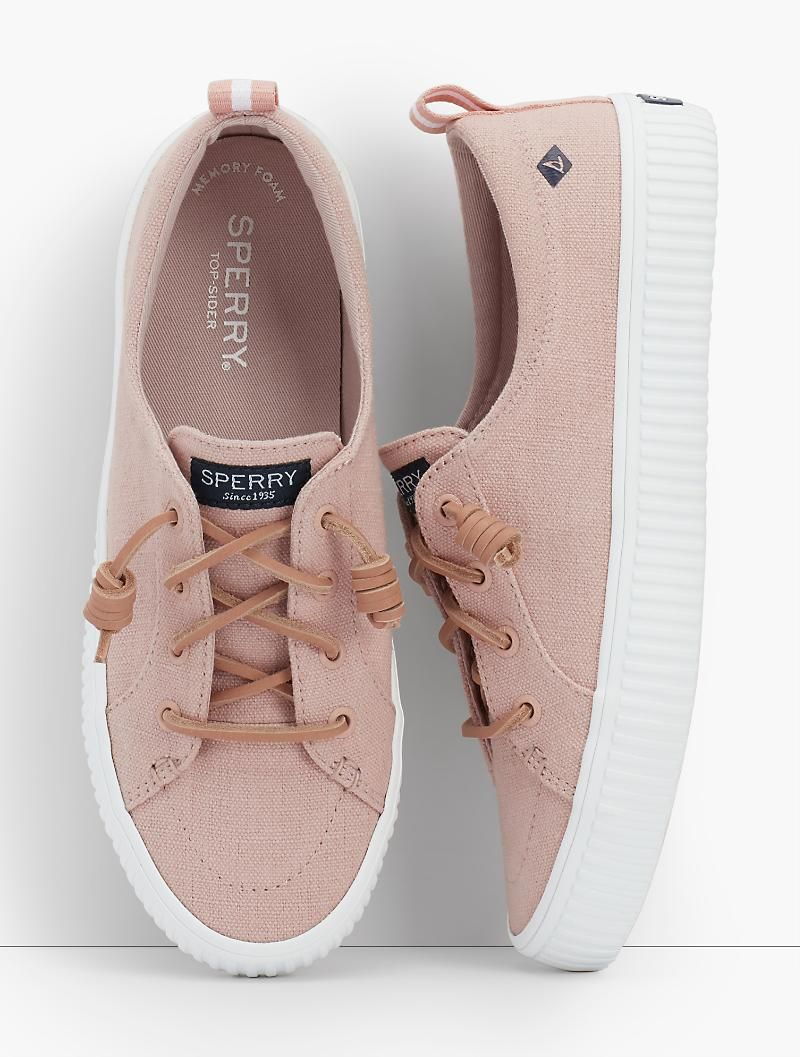 sperry crest vibe creeper leather