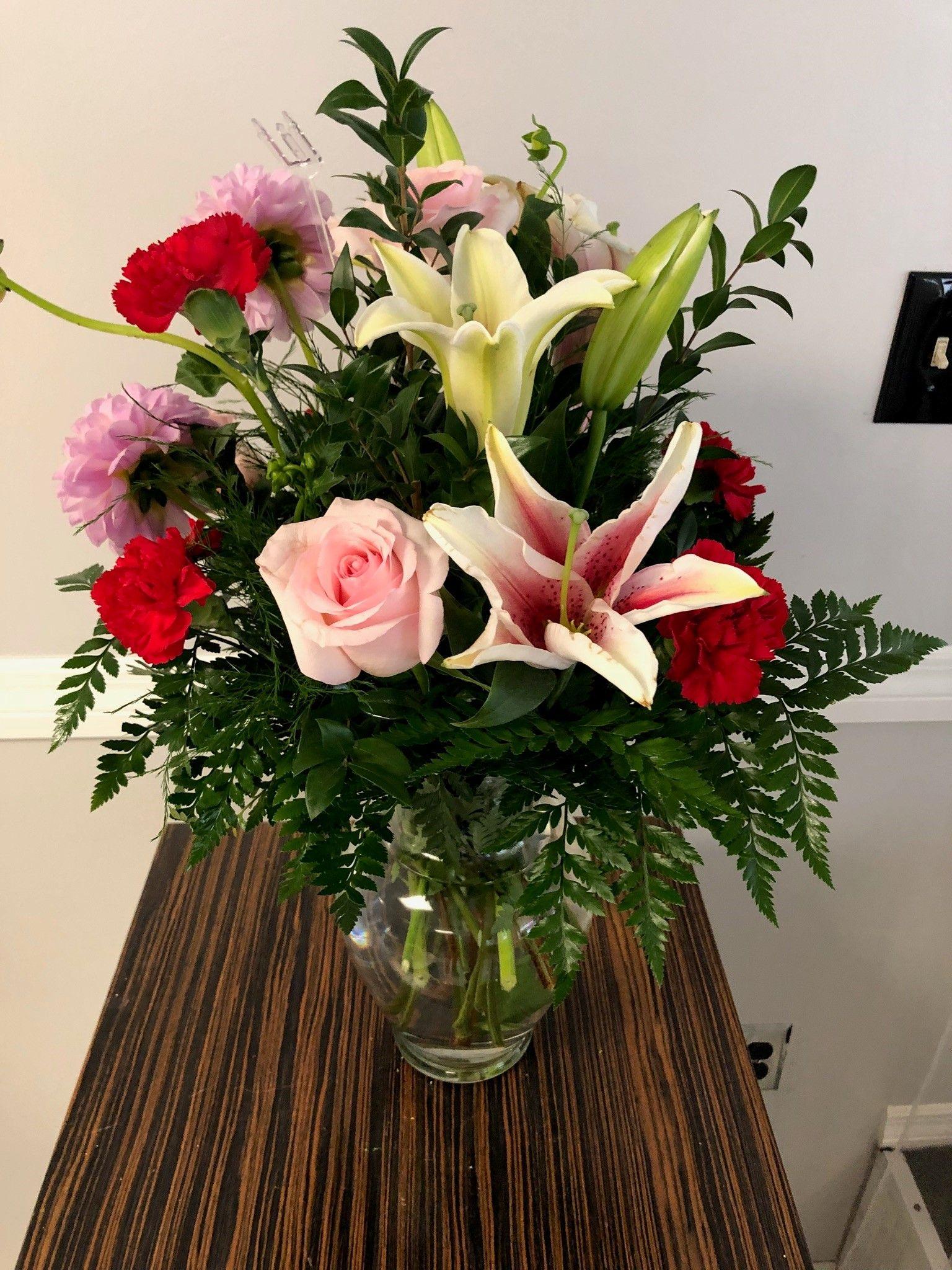 Flower Arrangement By Rogarrys Floral And Events