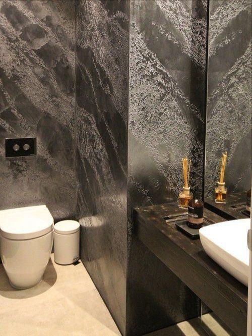 Pin on Bathroom Decorative Paint & Plaster