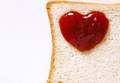 Marmelade heart❤️