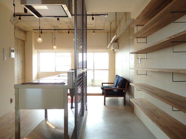 潔いということ 608号室 愛知県犬山市 賃貸 インテリア 賃貸