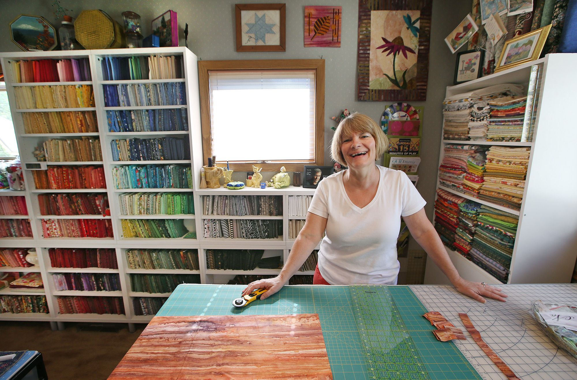 My Favorite Room: Readers share spaces they love most ... | Sewing ...