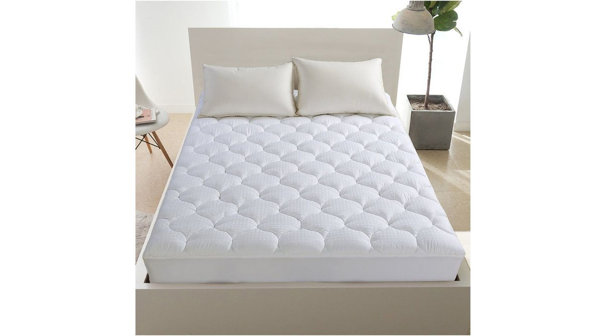 11 Top Rated Mattress Pads That Are So Comfortable You Ll Feel