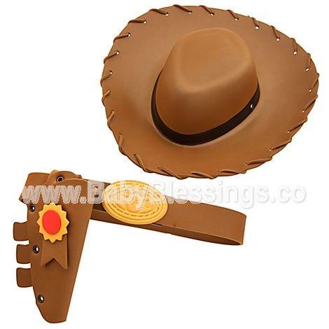 Sombrero y correa de Woody  31771c609c2
