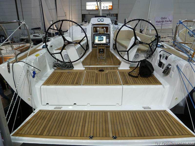 yachten und meer dehler 38 premiere auf der boot 2013 in d sseldorf by q. Black Bedroom Furniture Sets. Home Design Ideas