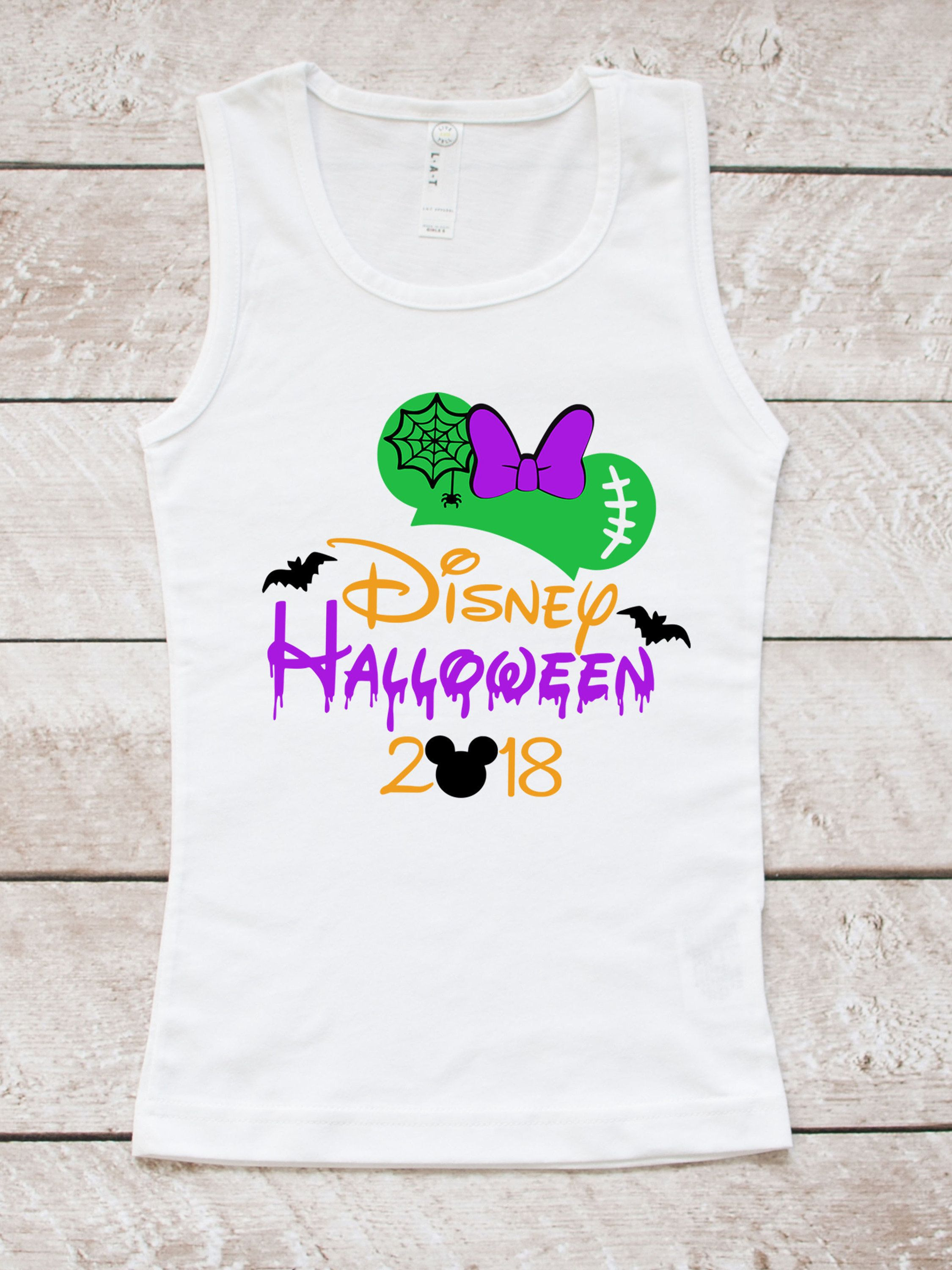 Disney Halloween Shirts Etsy.Disney Halloween Shirt Disney Shirt Personalized Shirt