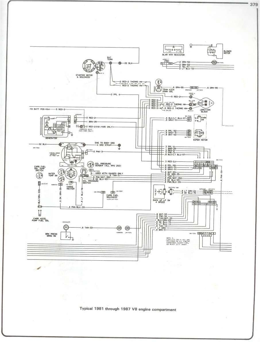 78 Chevy Truck Wiring Diagram and Sbc Wiring Diagram | Digital Resources in  2020 | Chevy trucks, 1979 chevy truck, 87 chevy truckPinterest