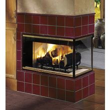View The Majestic Mpl11 Peninsula Radiant Wood Burning Fireplace