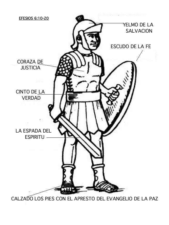 Toda La Armadura De Dios Tomad Toda La Armadura De Dios Efesios 6