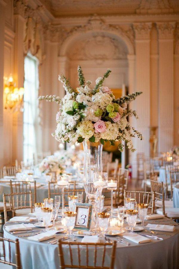 Top 5 Romantic Fairytale Wedding Theme Ideas Wedding Centerpieces