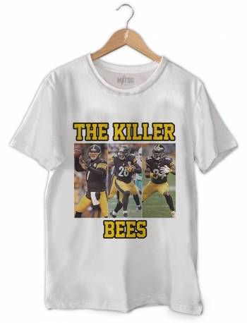 CAMISETA MASCULINA THE KILLER BEES 7e2f52bbb1859