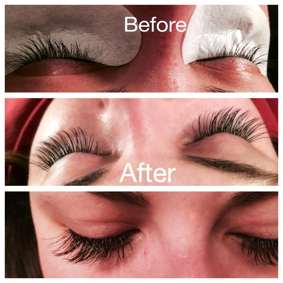 Eyelash Extensions Certification Submission By Brandi Knezevich For
