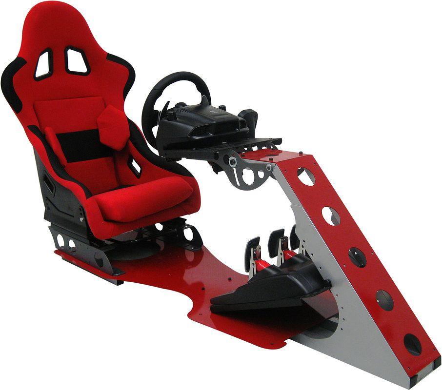 Simworx racing simulator f1 simulator flight for Zimmer einrichten simulation