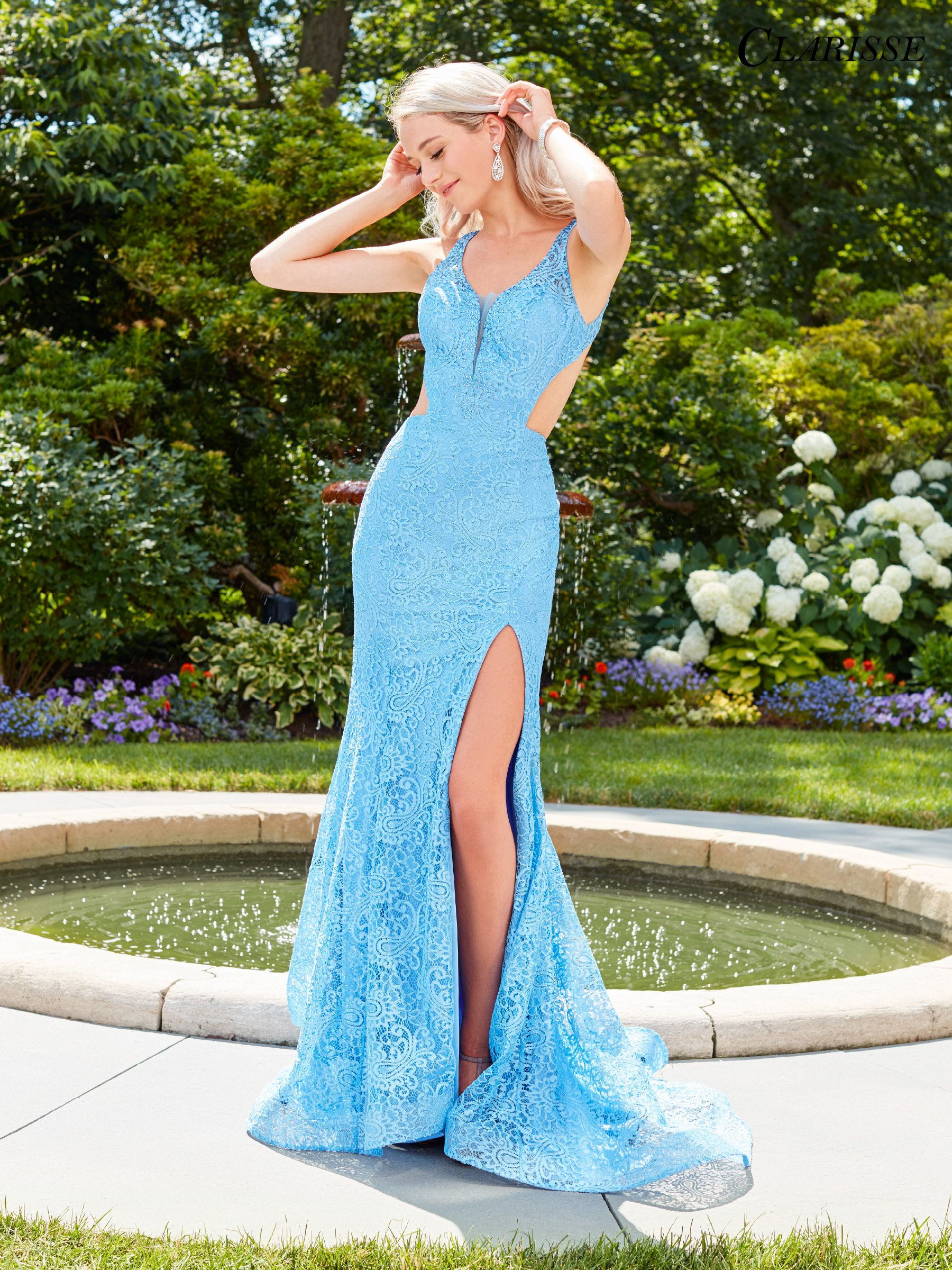 Pin by Kathy Skwarlo on Party | Pinterest | Elegant gown, Prom and ...