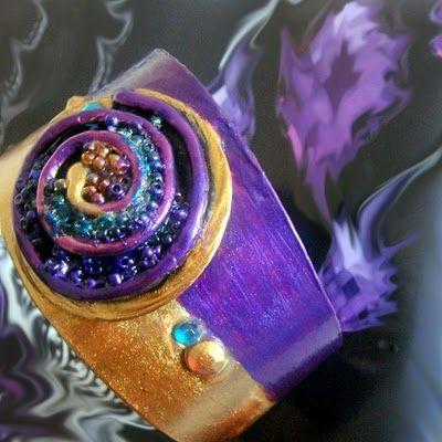 Purple Fire !