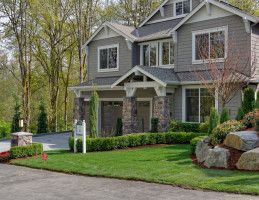 Chic Exterior Paint Color Schemes Method Seattle Traditional Exterior  Remodeling Ideas With None