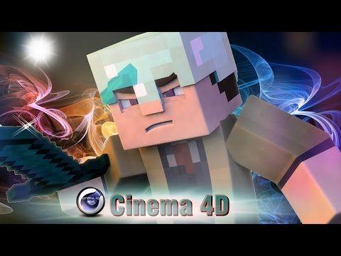 Minecraft Animações Cinema 4D Download Rig Caractere | Animações
