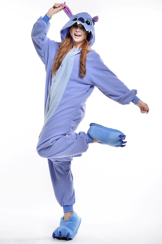 Adult Unisex Animal Kigurumi Cosplay Costume Pajamas