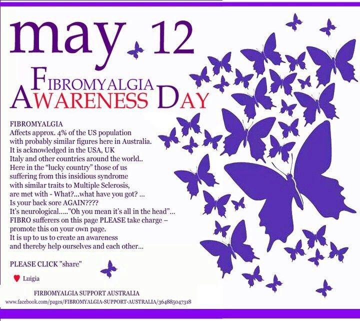Fibromyalgia Awareness Fibromyalgia Pinterest Fibromyalgia Awareness Fibromyalgia Awareness Day Fibromyalgia