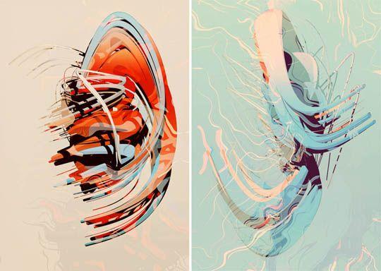 Le illustrazioni di Atelier Olschinsky - http://www.blueexpressfamily.com/blog/?p=1593 #AtelierOlschinsky #illustrazioni #illustration #arts #art #arte