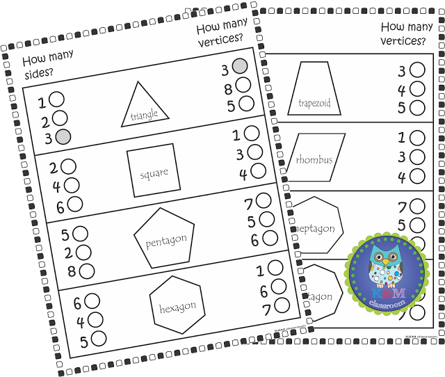 2d shapes activities worksheets posters games and more tpt teaching creations 2d shapes. Black Bedroom Furniture Sets. Home Design Ideas