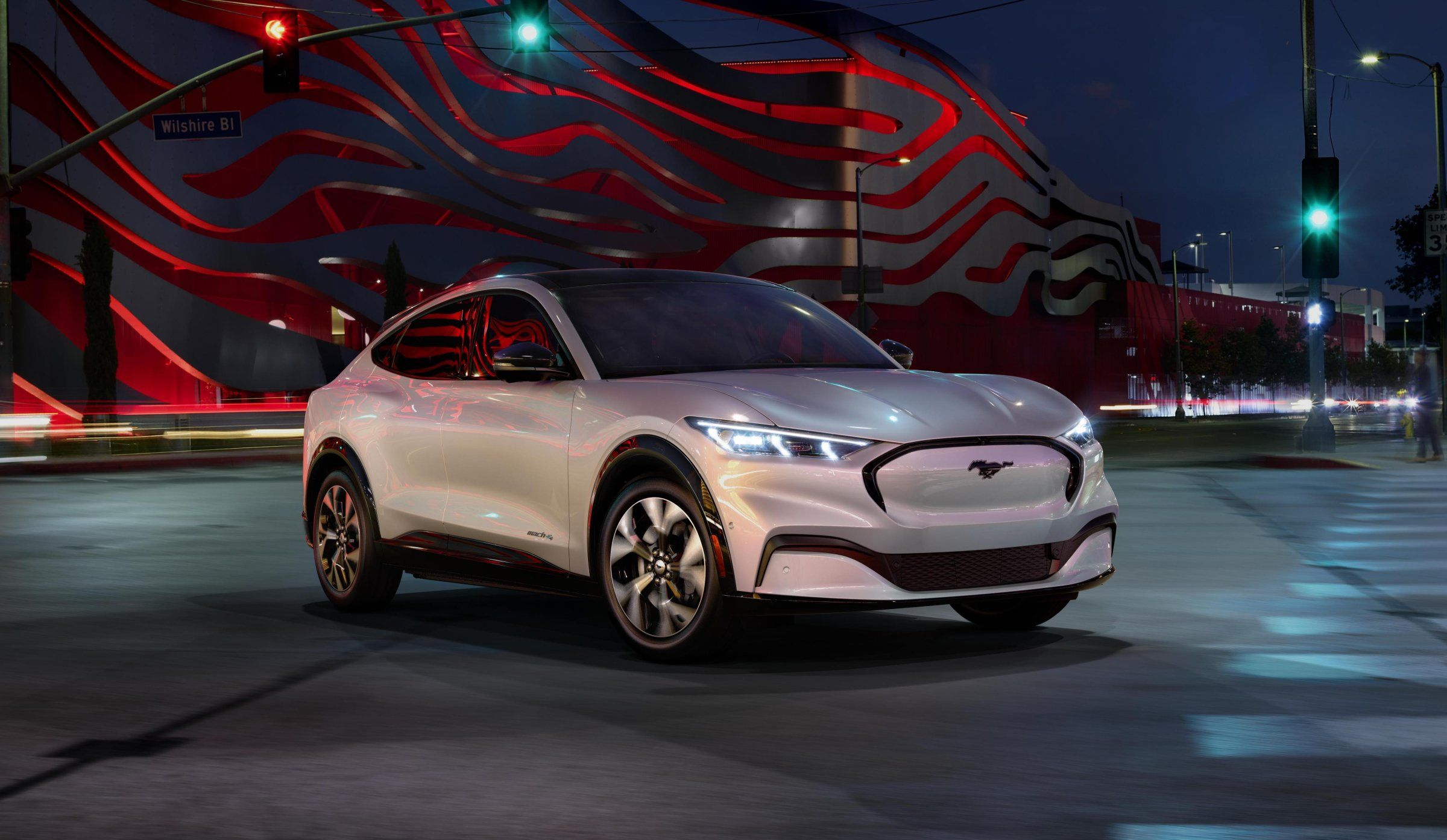 Electric Vehicle Ads Made Up Nearly Half Of This Year S Super Bowl Car Commercials But Account For Less Than 2 Of Us In 2020 Ford Mustang New Ford Mustang E Electric