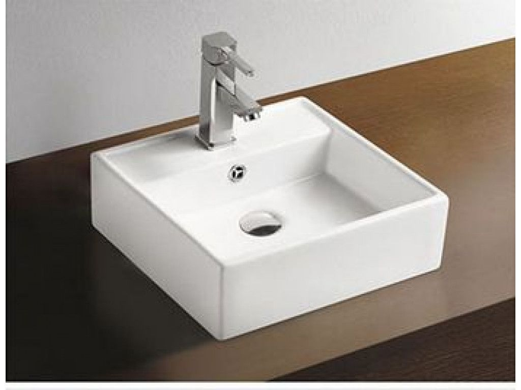 Sanimoodz larx waskom cm wit waskommen bathroom