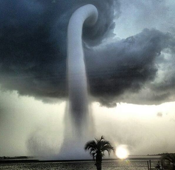 Image result for waterspout