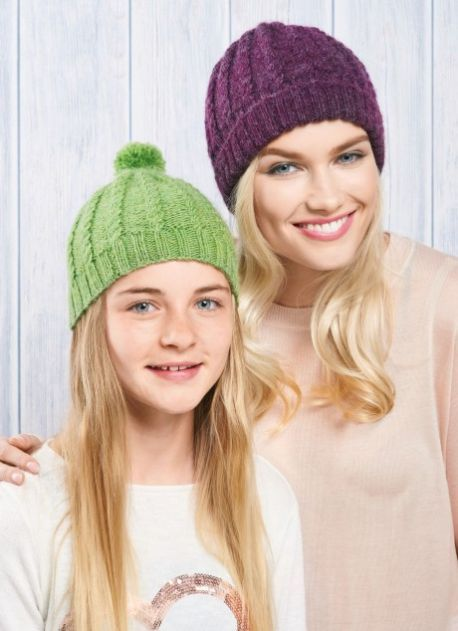 Easy Hats For Adults Teens Free Knitting Pattern Knitting
