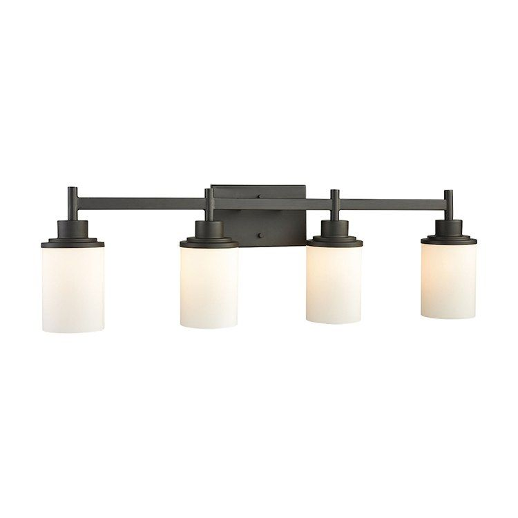 Thomas Lighting CN575411 Belmar Four-Light Bathroom Vanity ...