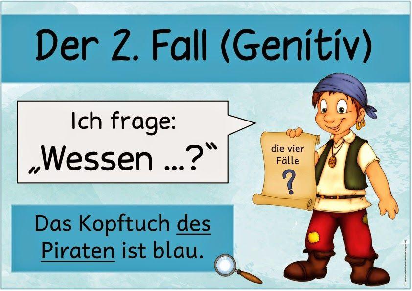 Plakate zu den vier Fällen   Schule   Pinterest   Plakate, Deutsch ...
