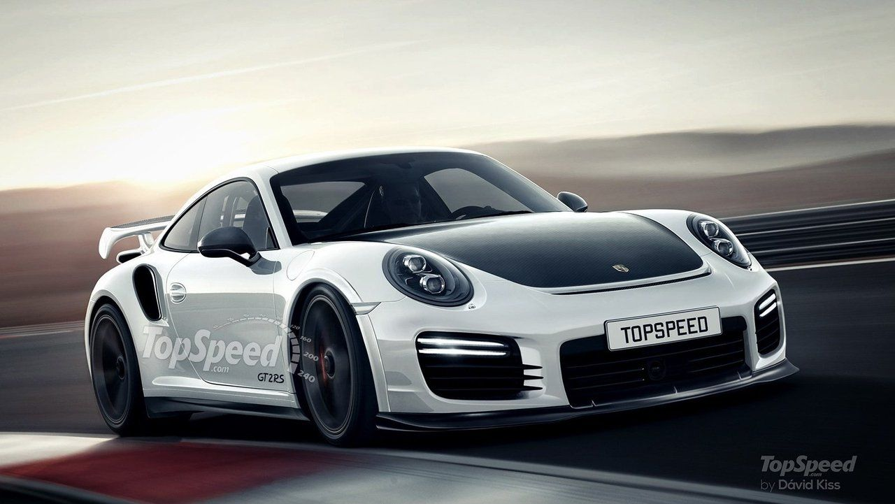 The new porsche gt2 rs looks ready to go into production http