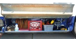 Outside Storage Compartment (Medium)