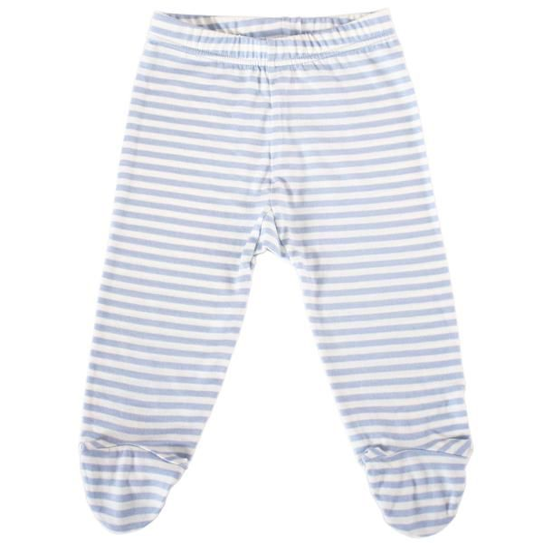 new concept b37e6 613a0 Baby Footed Pants, Merino Wool, Blue, Baby Sleep, Wearable ...