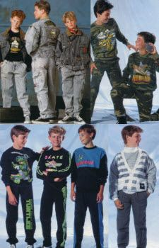 1989 Boys Clothes | Boys 80s fashion, 80s fashion kids ...80s Clothes For Boys