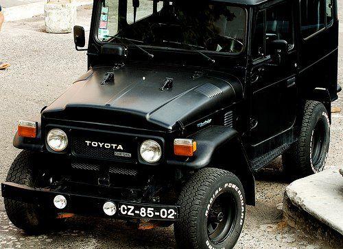 Murder mo-beal - Toyota FJ