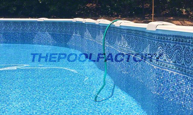 The Portofino Liner Will Give Your Pool That Inground Tile