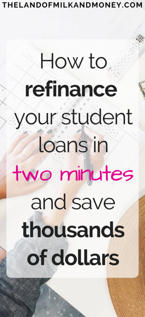 Consolidating loans with sallie mae