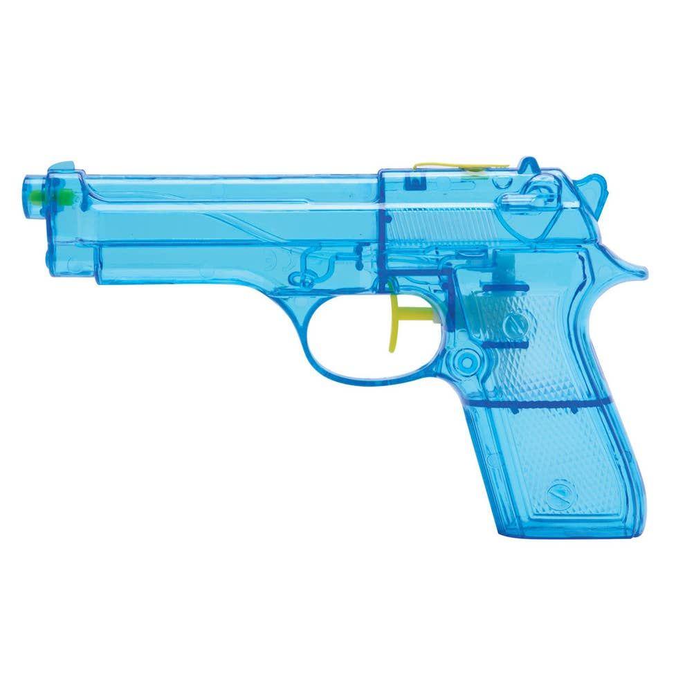Pin On Squirt Gun