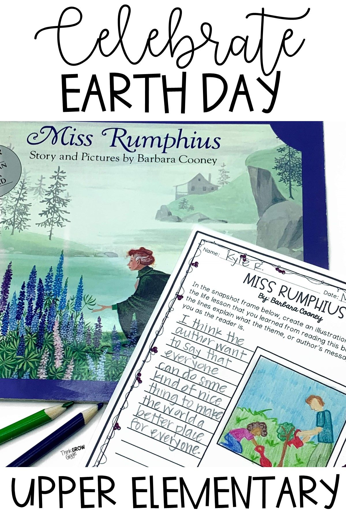 Earth Day Activities With Digital Option Distance Learning