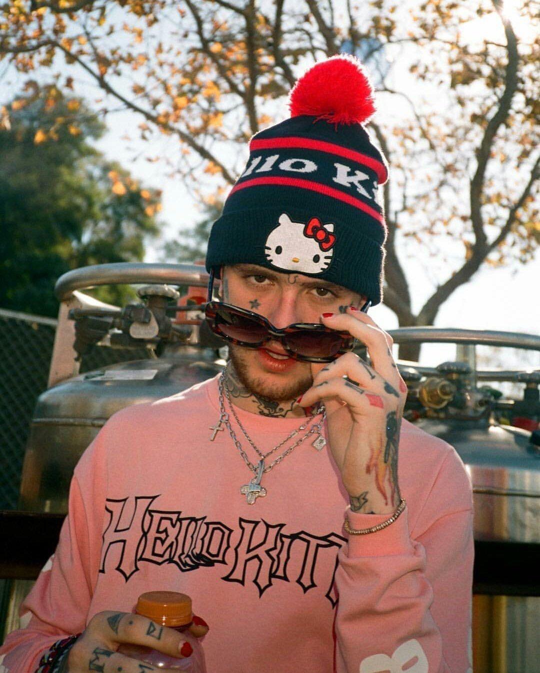 Sadxxmoon Lil Peep Hellboy Lil Peep Beamerboy Peeps