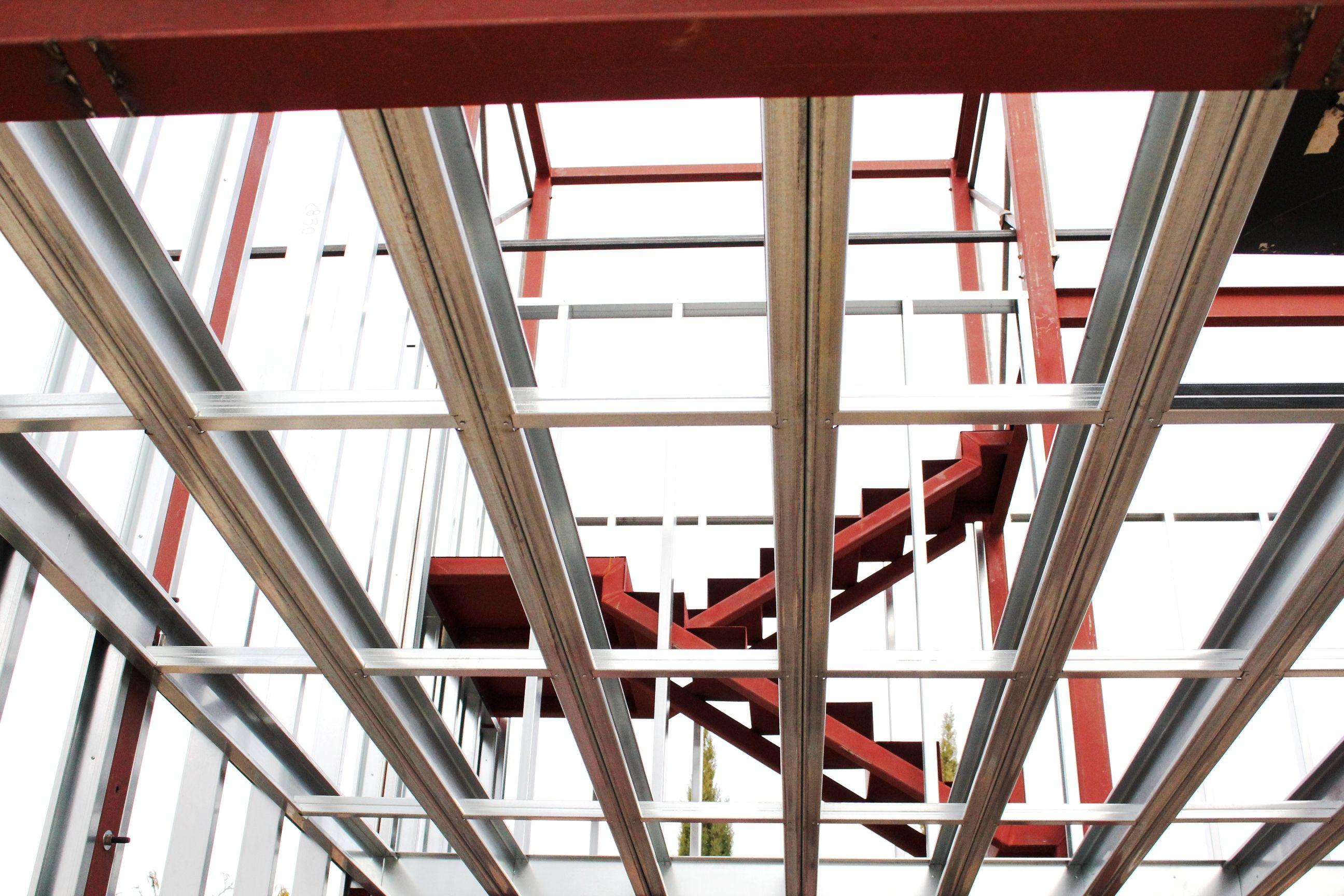 Estructura De Nuestra Casa De La Urbanizacion La Galera En
