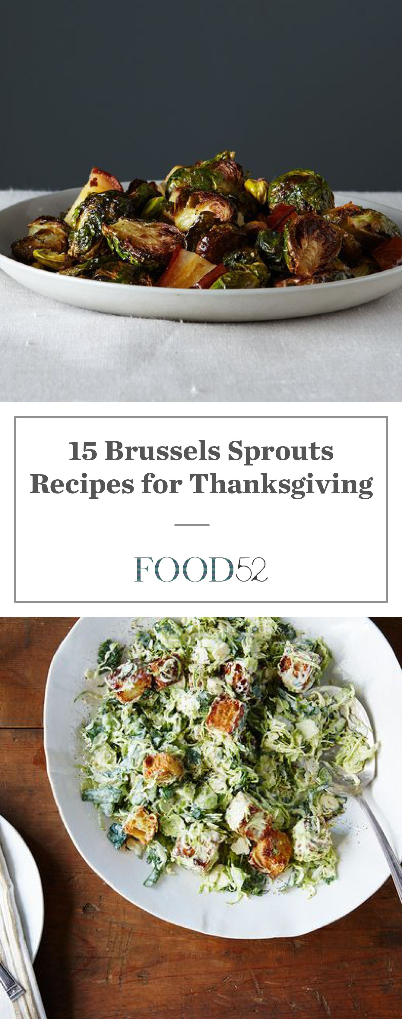 From Raw to Roasted 15 Brussels Sprouts Recipes for