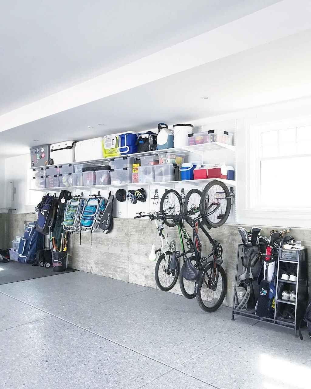 22 clever garage organization ideas in 2020 garage on clever garage organization ideas id=25918