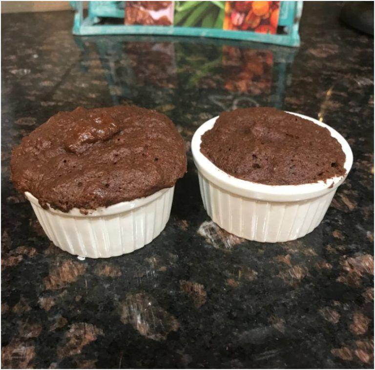 One Minute Keto Chocolate Mug Cake | Recipe | Keto ...