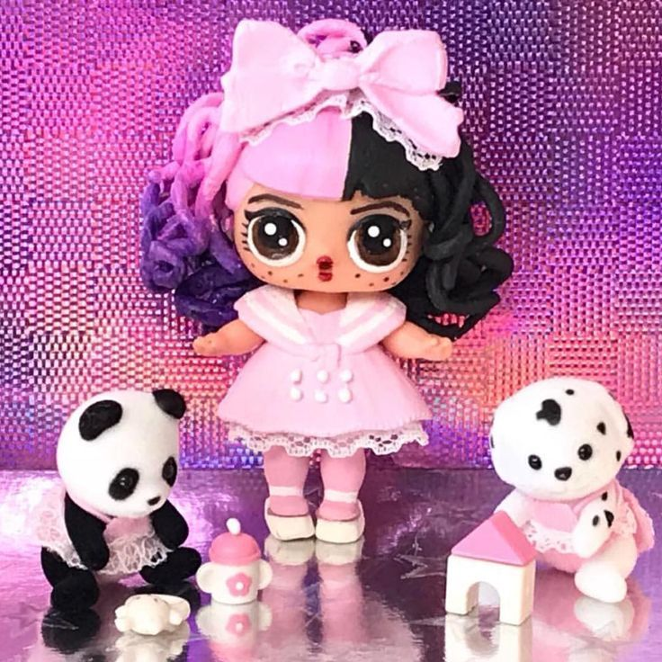 Melanie LOL doll custom lolsurprise collectLOL cute